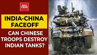 India-China Faceoff At LAC In Ladakh: Can Chinese Army Destroy Indian Tanks? Answer Here | EXCLUSIVE  IMAGES, GIF, ANIMATED GIF, WALLPAPER, STICKER FOR WHATSAPP & FACEBOOK