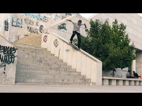 Youness Amrani's Up Against the Wall Part