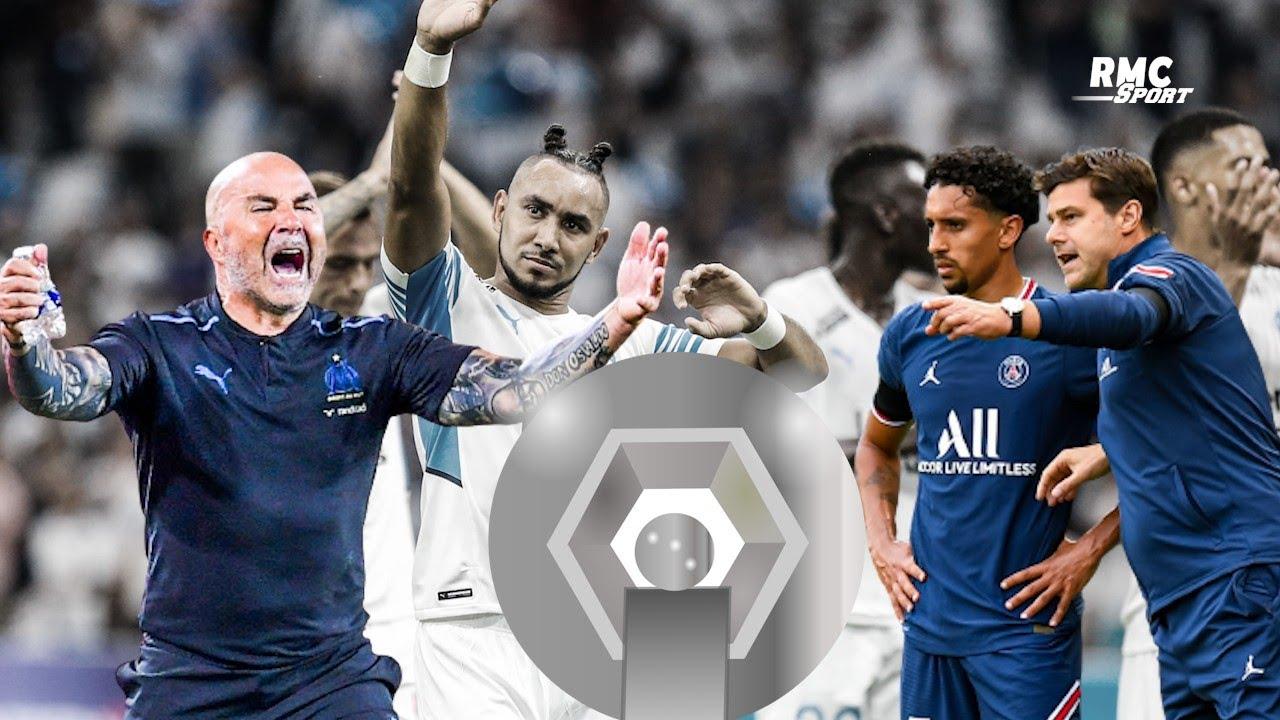 Ligue 1 : L'OM le mieux placé pour gêner le PSG dans la course au titre ?