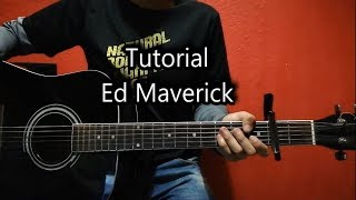 Quiero - Ed Maverick / TUTORIAL GUITARRA