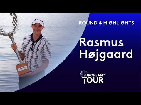 18-year-old Rasmus Højgaard becomes second-youngest winner in history | 2020 Mauritius Open