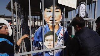 Прокуратура Южной Кореи требует ареста экс-президента Пак Кын Хе
