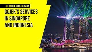 PERBEDAAN SERVICE GOJEK SINGAPORE DAN INDONESIA. | Hokitraveler's VLOG #2
