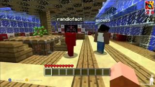 preview picture of video '[Minecraft] Vidéo Spéciale 100 abonnés : 3ème partie : De l'or, de l'or, une pyramide d'or'