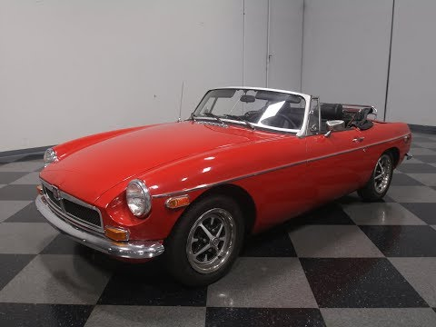 Video of '74 MGB - LSP5