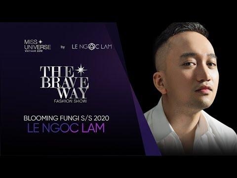 THE BRAVE WAY x LE NGOC LAM | MISS UNIVERSE VIETNAM 2019 - FULL SHOW