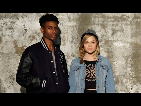 FIRST LOOK At Olivia Holt In Marvel's Cloak & Dagger Series