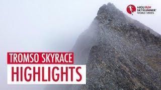 TROMSO SKYRACE 2018 – HIGHLIGHTS / SWS18 – Skyrunning