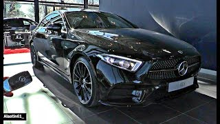 2018 Mercedes CLS AMG - NEW FULL Review Interior Exterior Infotainment 2019