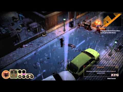 Gameplay de Trapped Dead: Lockdown