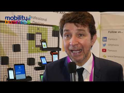 Interview de FAMOCO sur le salon Mobility for Business 2018