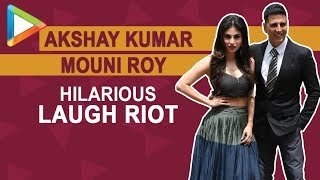 EXCLUSIVE: Mouni Roy and Akshay Kumar FIGHT it out for the coveted