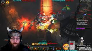 Barb 113 DOWN!  Highest grift I've ever cleared.  Rank 7 NA