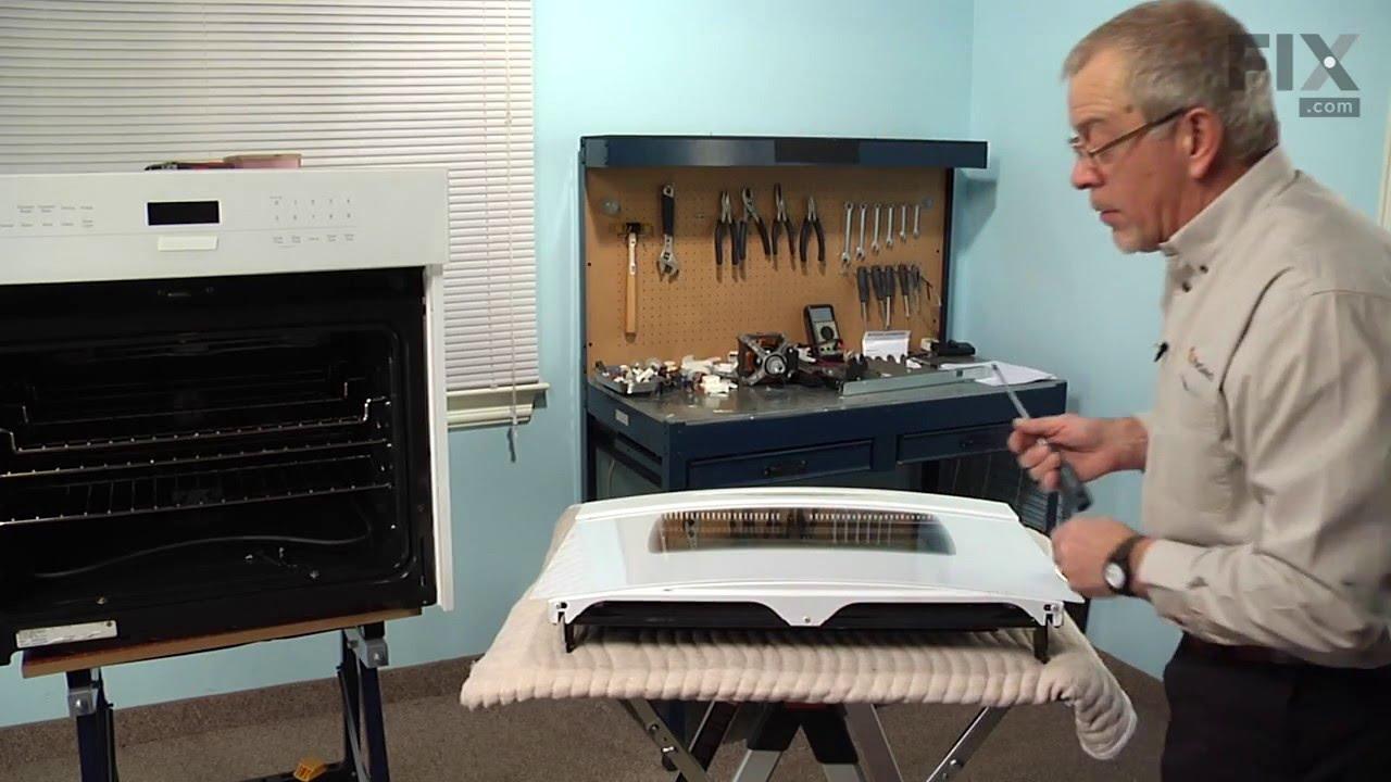 Replacing your Jenn-Air Wall Oven Door Hinge