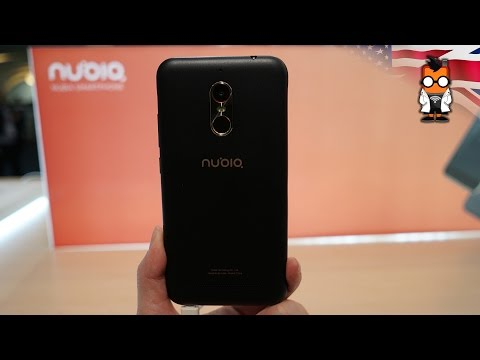 Nubia N1 Lite Hands On