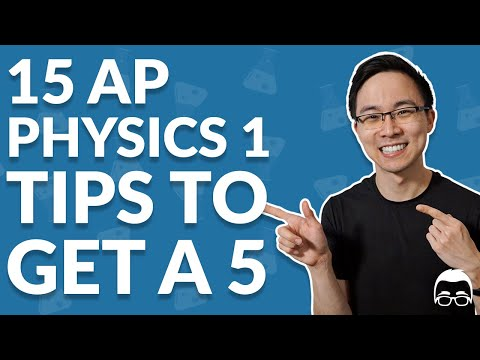 15 AP Physics 1 Tips: How to Get a 4 or 5 in 2021   Albert - YouTube