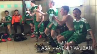 U 13 A Asa - Avenir Vauban