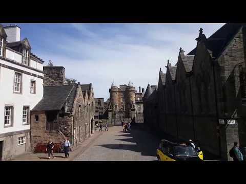 Edinburgh Bus Tour (August 2017) Mp3