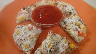 Jain Makai Pizza | Sanjeev Kapoor Khazana