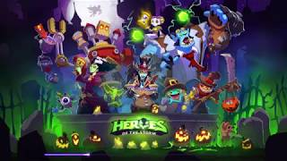 Heroes of the Storm : Hallow's End Brawl