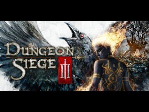 Обзор игры: Dungeon Siege III (2011) (Осада подземелий 3).