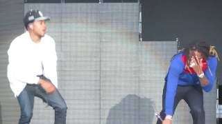 Future w/ Chance the Rapper - No Problem - Live @ Lollapalooza Festival 7-29-16 in High Quality Mp3