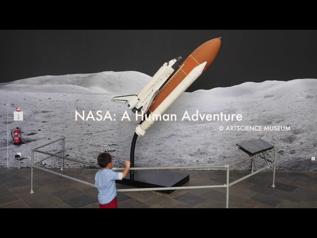 sportourism.id - Bercita-cita-jadi-Astronot-Datang-ke-Museum-ArtScience-Singapura