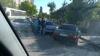 ДТП Симферополь 22.05.2018 ул.Русская