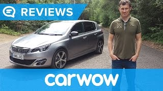 Peugeot 308 2017 Hatchback review | Mat Watson Reviews