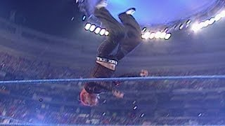 Triple H vs. Jeff Hardy - Intercontinental Championship - SmackDown, April 12, 2001