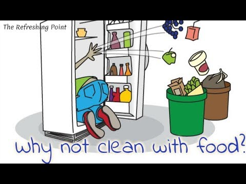 Eat Your Food & Clean With It, Too - Smart and Simple Ways to Keep Things Clean