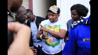 Sonko in Hospital: Embattled governor admitted at  Kenyatta Hospital