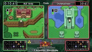 ALG Andy vs ChristosOwen. FINALS Game [2] ALTTPR Tournament Spring 2018