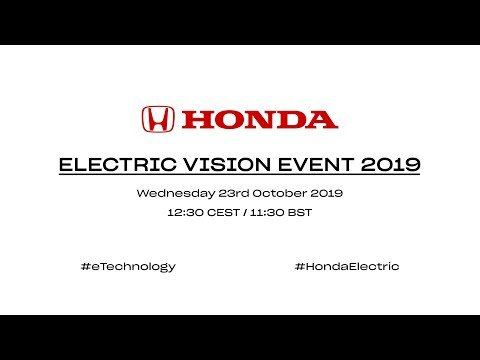 Honda, její vize, nový Jazz & elektrifikace