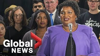Stacey Abrams refuses to concede in Georgia Gubernatorial defeat