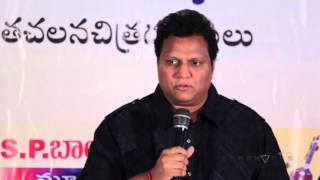 Mani Sharma Speech about Gunasekhar - Gunasekhar Hounoured With KV Reddy Memorial Award