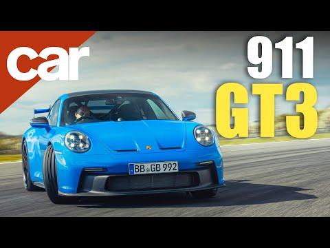 Porsche 911 GT3 review and video: the best just got better