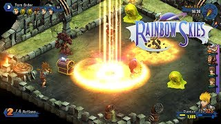 http://www.rainbow-skies.com -- Rainbow Skies is a fantasy RPG with turn-based battles and a humorous story. Immerse yourself in a colorful and vibrant world, ...