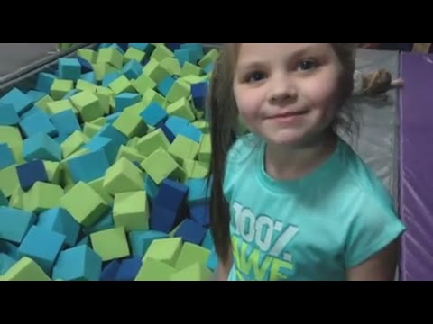 Video Extreme Air Trampoline Park Ashland, KY