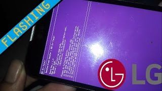 [TUTORIAL] Flashing / Install Ulang LG D325 L70