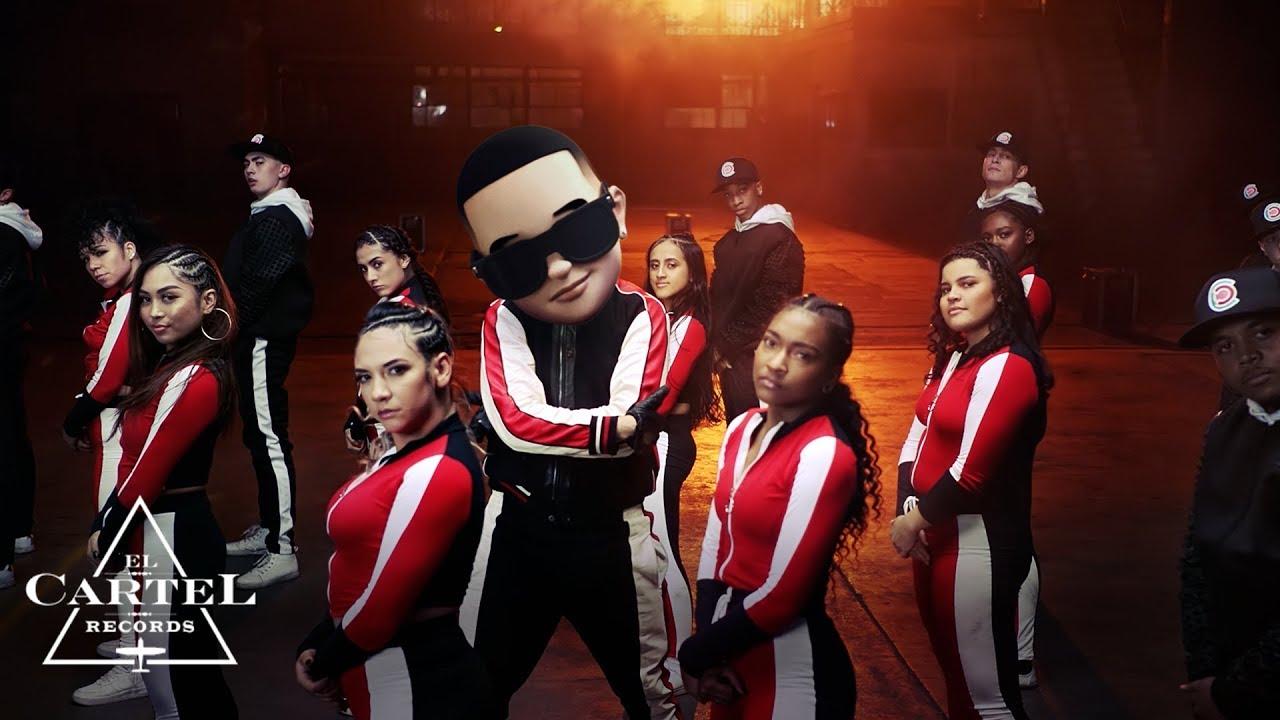 Daddy Yankee & Snow — Con Calma