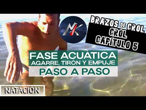 APRENDER A NADAR 1x05 (2/4): Brazada de Crol