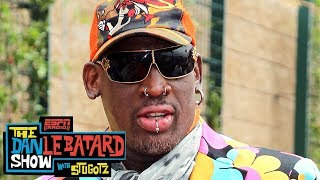 Did Dennis Rodman help the U.S. avoid nuclear war? | Dan Le Batard Show | ESPN - dooclip.me