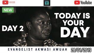 Today Is Your Day (SUNYANI CRUSADE Day 2)   EVANGELIST AKWASI AWUAH