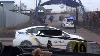 Житомирські оперативники затримали підозрюваного у збройному викраденні київської маршрутки