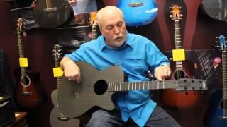 Northwest Guitar: Rainsong Smokey