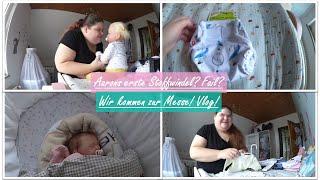 Aarons erste Stoffwindel? Wir kommen zur Messe! Vlog! ||Reborn Baby Deutsch || Little Reborn Nursery