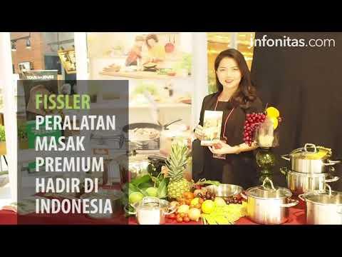 Fissler Peralatan Masak Premium Hadir di Indonesia