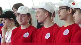 #100 секунд. Юные пожарные