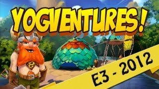 E3 - Yogscast Video Game Interview! - Yogventures